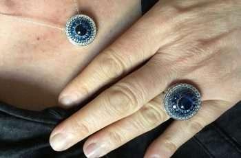 Der Nipp Le Ring jetzt auch in Blau!