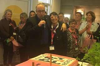 Die ABCSG zu Gast beim 5. Österreichischen BrustkrebspatientInnen-Kongress in Linz