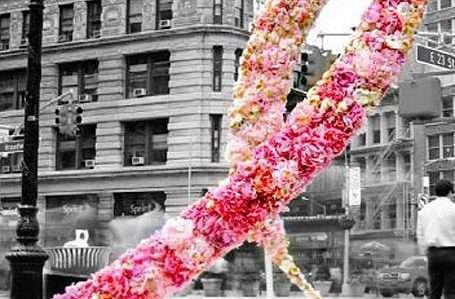 Weltkrebstag / Pink-Ribbon